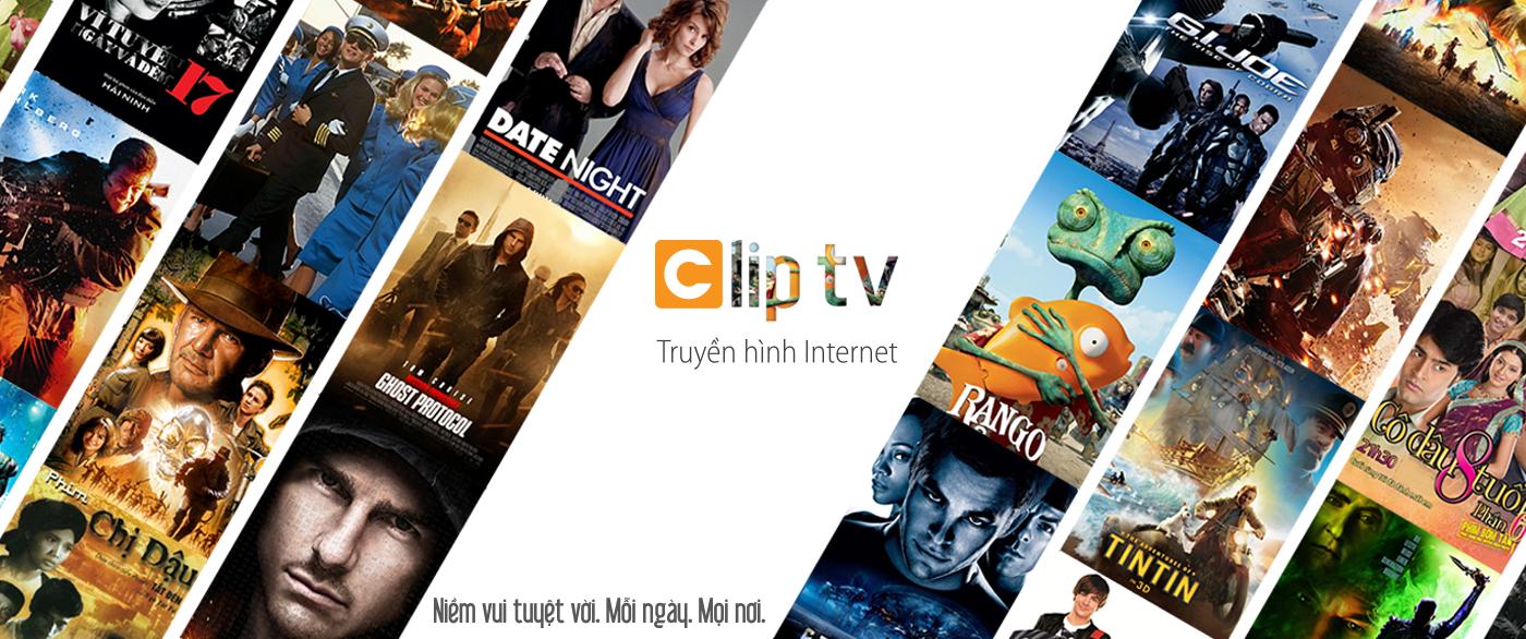 Clip TV Box - Hộp truyền hình internet - Thiết bị kết nối internet cho tivi - Cliptv.vn