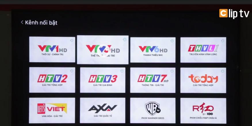 truyền hình trực tuyến vtv3