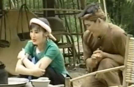 Hồng Vân trong một cảnh Gia đình Mỏ.jpg