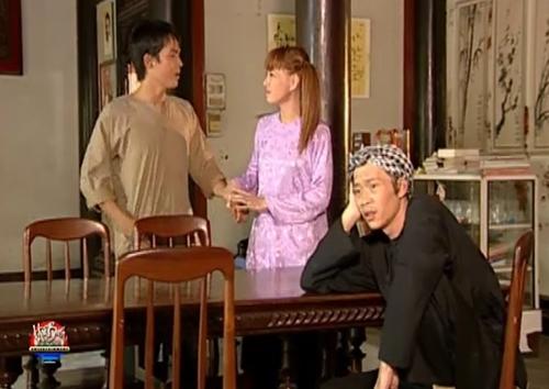"""Hoài Linh ngán ngẩm với """"cô con dâu tương lai"""""""