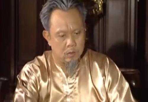 Diễn viên Chí tài trong vai cha của cô dâu