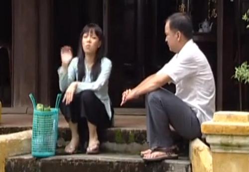 Việt Hương trong vai cô gái kén chồng