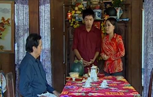 Thái Hòa đến gặp phú ông xin hỏi vợ trong 'Kỳ Ngộ 30 Tết'