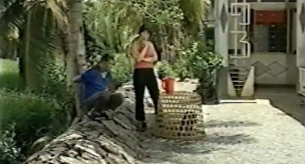 Một cảnh trong tiểu phẩm hài 'Người Chồng Bướng Bỉnh'