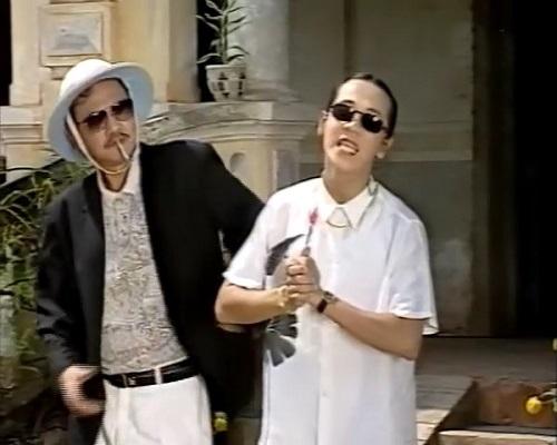 Thành Lộc là một trong hai chàng trai đến xin làm rể trong 'Phú Ông Kén Rể'