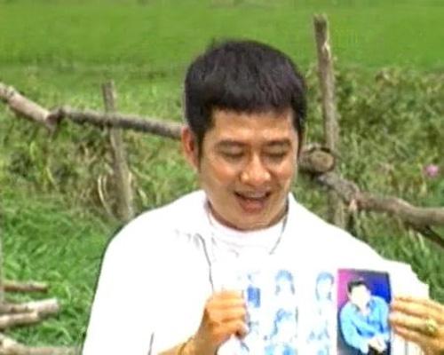 Tấn Beo vào vai Năm Nổ trong tiểu phẩm hài 'Năm Nổ Về Làng'