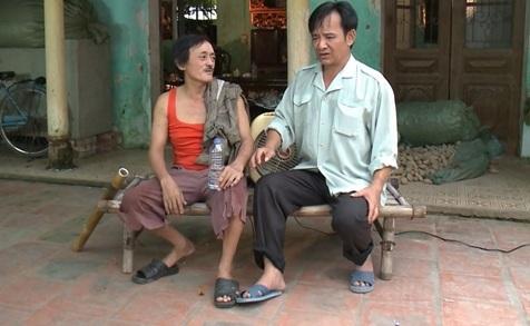 Giang Còi và Quang Tèo trong Nhịn Điện