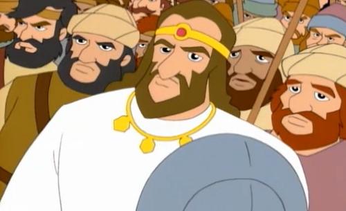 David trở thành vị vua thứ hai của Vương quốc Israel thống nhất