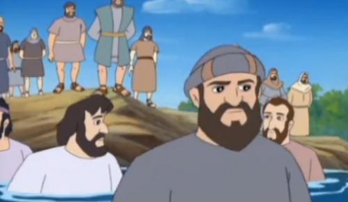 Giữa bối cảnh quân La Mã đang xâm lược và đàn áp dân chúng, một người đàn ông đã xuất hiện.