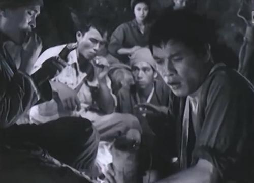 """Một phân cảnh trong phim """"Bình Minh Trên Rẻo Cao"""""""