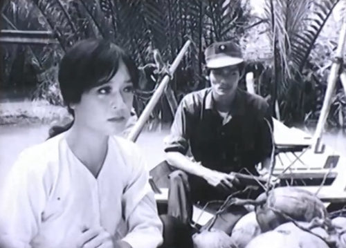 """Một phân cảnh trong phim """"Câu Chuyện Làng Dừa"""""""
