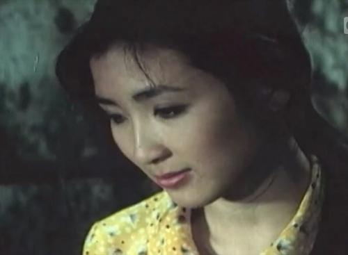 Diễn viên Khánh Huyền trong một phân cảnh