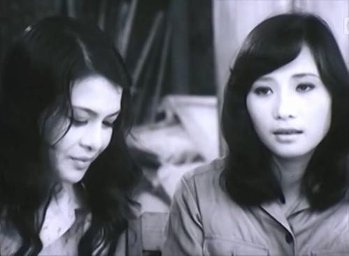 NSND Phương Thanh hồi trẻ, tham gia phim trong vai nữ chính.