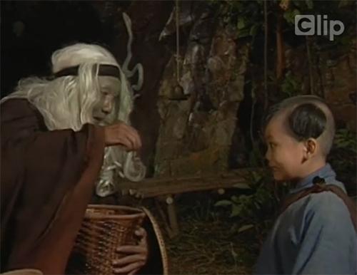 """Một phân cảnh trong phim """"Hoàng Tử Cứu Mẹ"""""""
