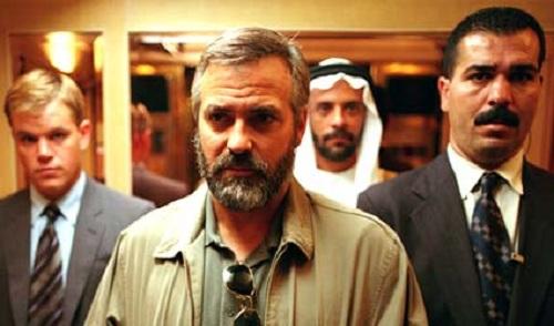 """Một phân cảnh trong bộ phim """"Syriana""""."""