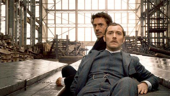 Một phân cảnh khác trong phim 'Sherlock Holmes'