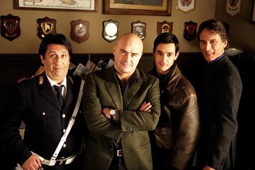 """Dàn diễn viên nam chính của """"Detective Montalbano"""""""