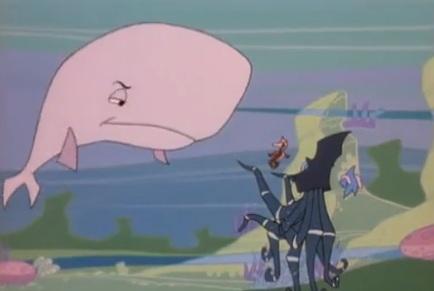 Chú Cá Voi Trắng - Moby Dick