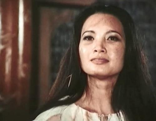 Nữ diễn viên Lê Vân