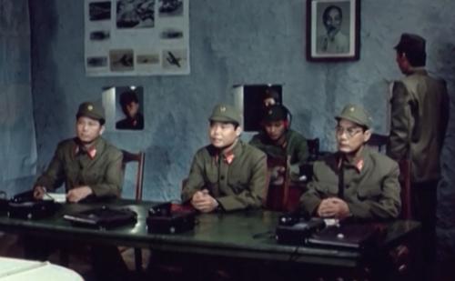 Một phân cảnh trong phim 'Hà Nội 12 Ngày Đêm'