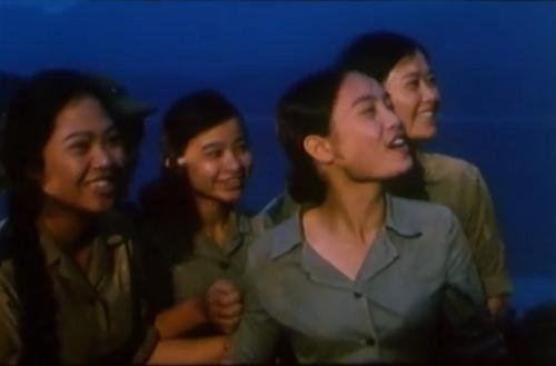 """Một phân cảnh trong bộ phim """"Ngã Ba Đồng Lộc""""."""