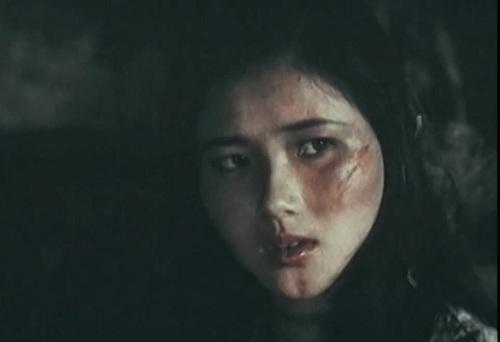 """Một phân cảnh trong bộ phim """"Hoàng Hôn Nhiệt Đới""""."""