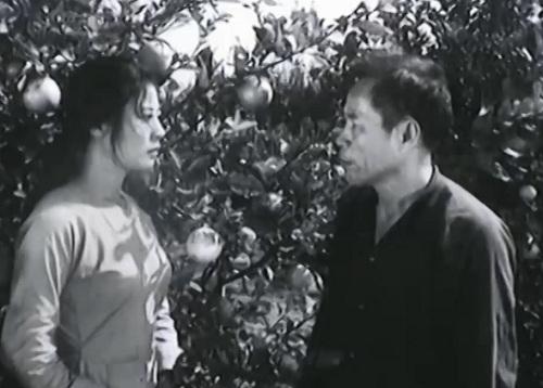 """Một phân cảnh trong bộ phim """"Hoa Thiên Lý""""."""