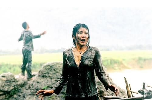 Một phân cảnh trong phim ''Rừng Đen''