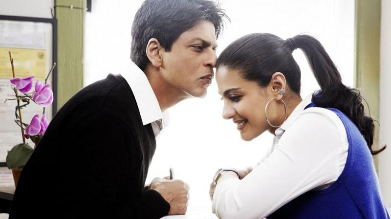 """Một cảnh lãng mạn trong """"My Name Is Khan"""""""