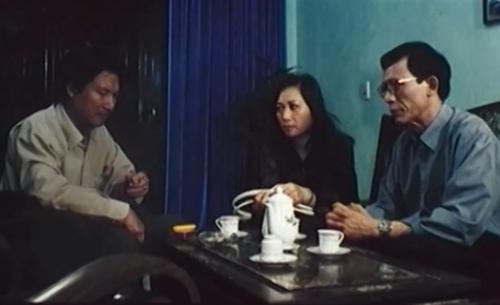 Ban giám hiệu một trường phổ thông có dấu hiệu tham ô trong phim ''Mái Trường Yên Tĩnh''