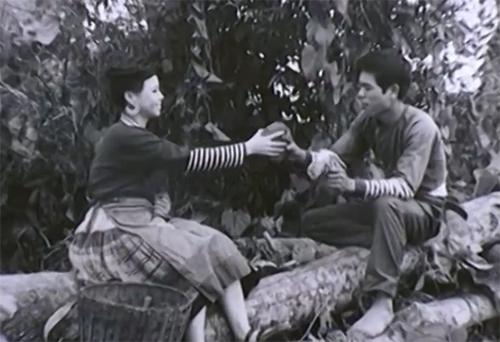 Một cảnh trong phim 'Thời Gian Gần Gũi'