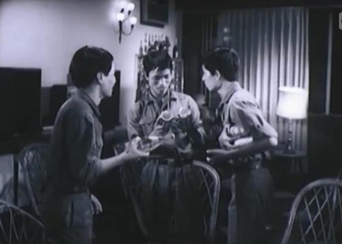 Một phân cảnh trong phim ''Câu Lạc Bộ Không Tên''