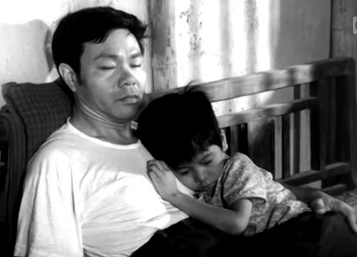 Một phân cảnh yên bình trong phim ''Cha Và Con''