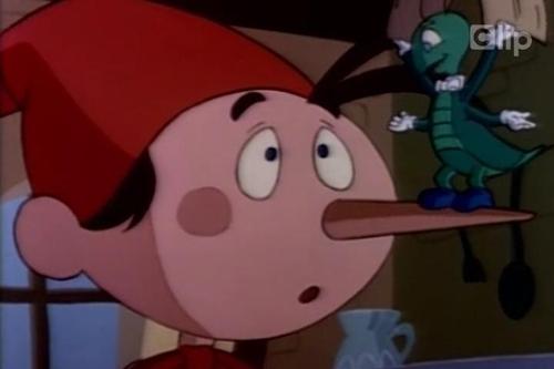 """Một phân cảnh trong """"Pinocchio"""""""