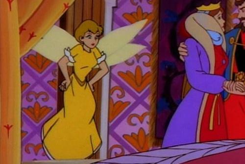 """Một phân cảnh trong """"Sleeping Beauty"""""""