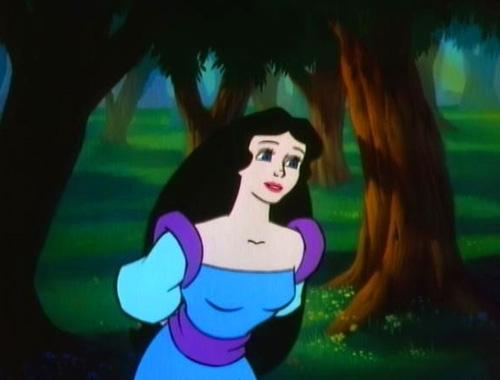 """Một phân cảnh trong """"Snow White"""""""