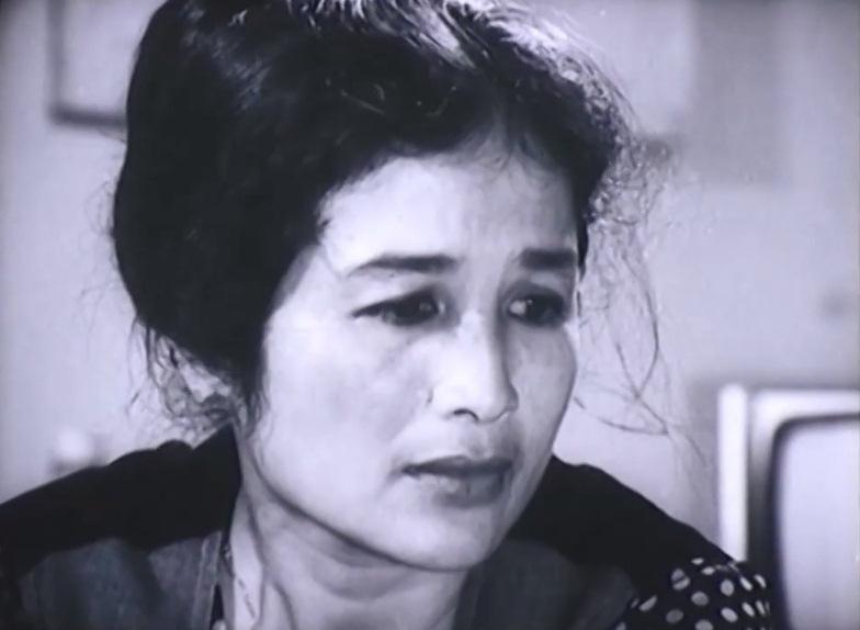 Nghệ sĩ Trà Giang trong vai Tâm