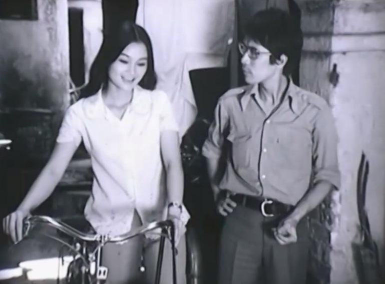 Một cảnh diễn trong phim