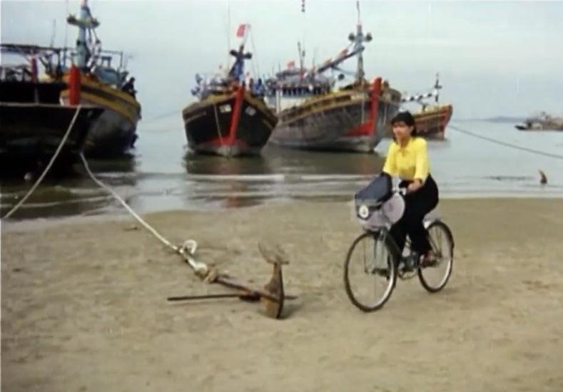 Bối cảnh miền biển của phim