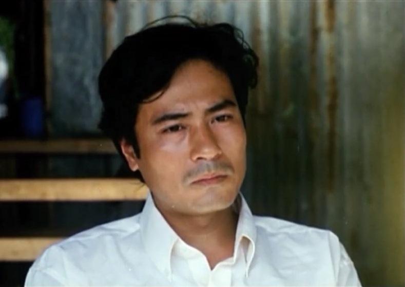Nghệ sĩ Mạnh Cường trong phim ''Trở về''