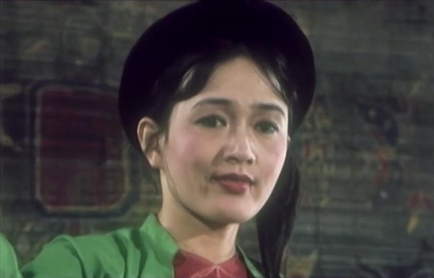 """Diễn viên Minh Hòa vai Xoan trong """"Duyên Nghiệp"""""""