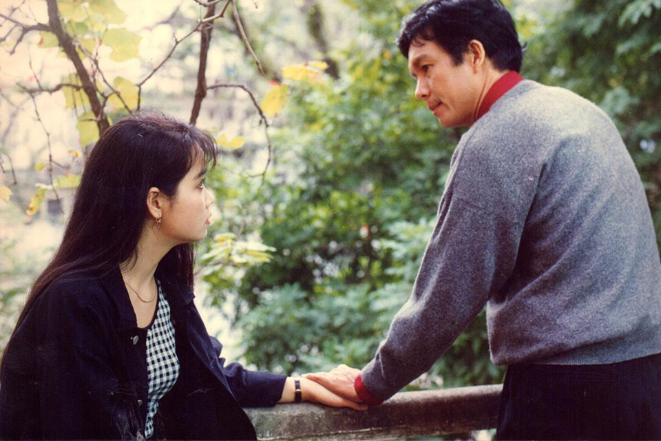 """Mai Thu Huyền và Đơn Dương trong phim """"Khoảng Vỡ"""""""