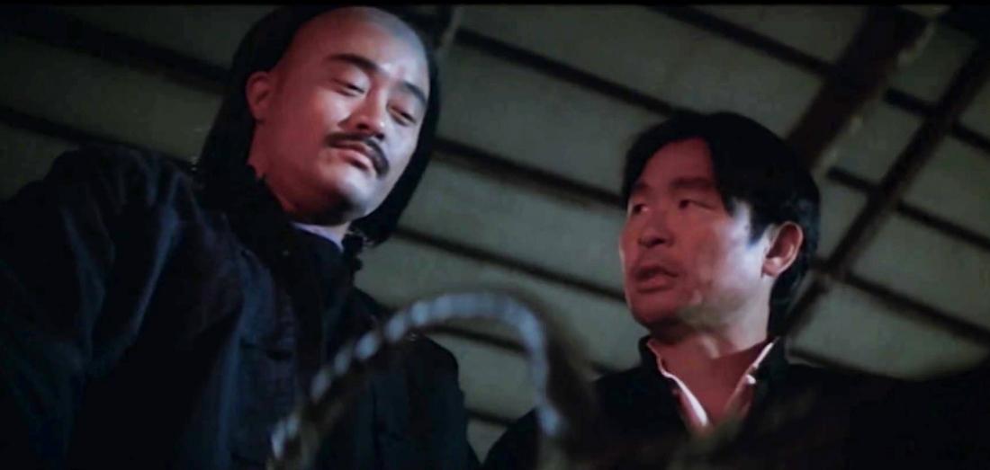 """Một phân cảnh trong bộ phim """"Kung Pow: Enter the Fist""""."""
