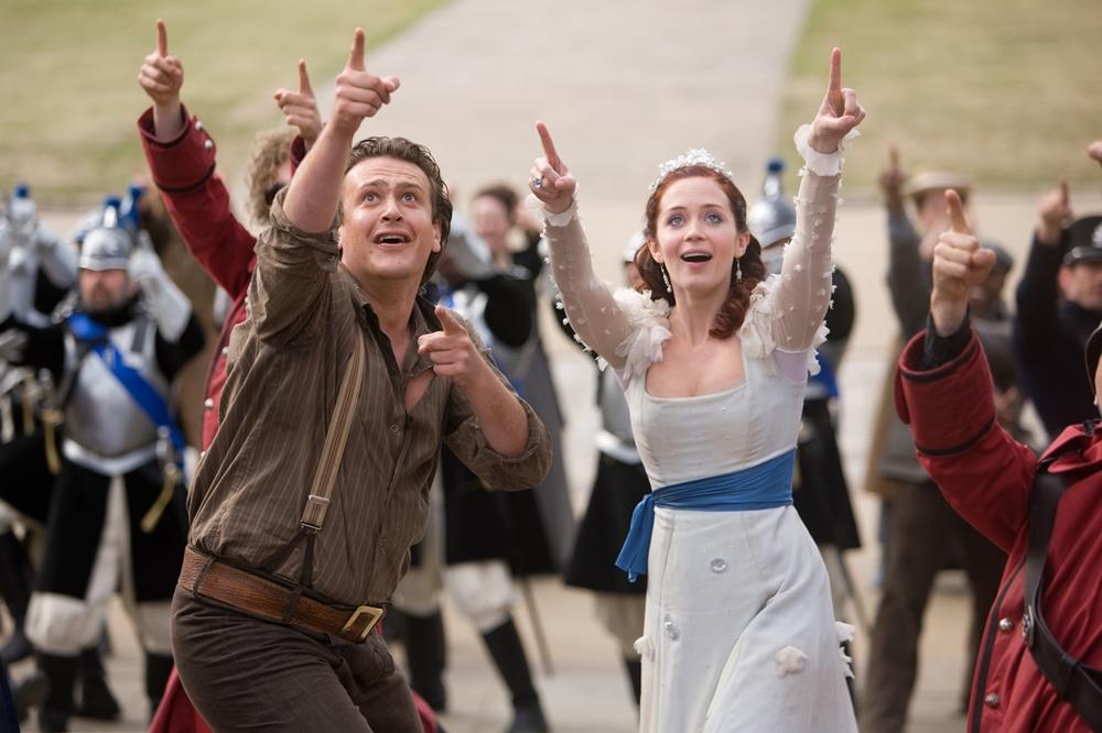 Ở thế giới này, Gullivers trở thành người hùng của dân chúng trong phim ''Gullivers Travels''