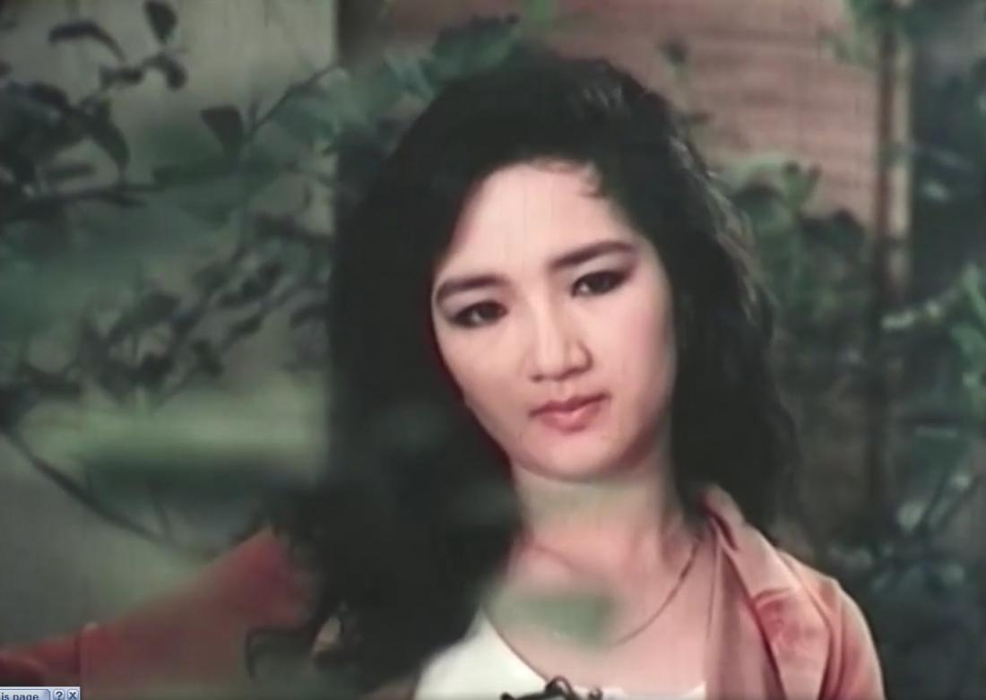 """Hoa hậu Đền Hùng Giáng My trong """"Truy Lùng Băng Quỷ Gió""""."""