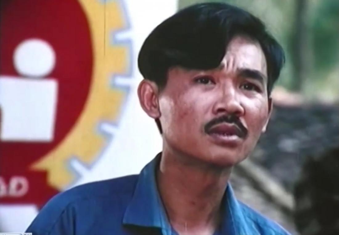 """Diễn viên Quốc Khánh trong phim """"Trưởng Ban Dân Số"""""""