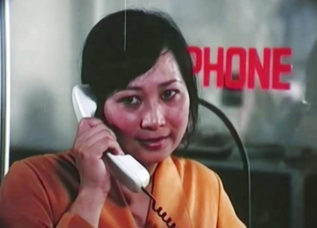 """Diễn viên Phương Thanh trong phim """"Trưởng Ban Dân Số"""""""
