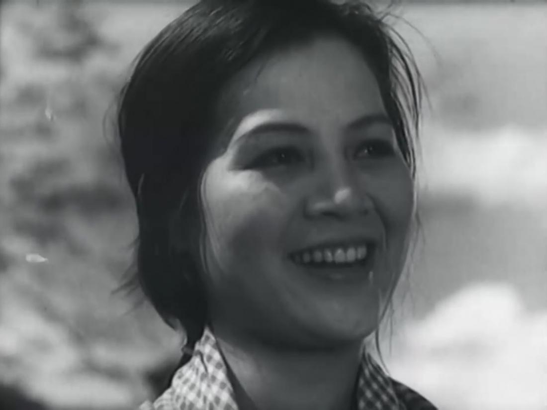 Diễn viên Ngọc Lan trong vai Dự - chủ nhiệm hợp tác xã.