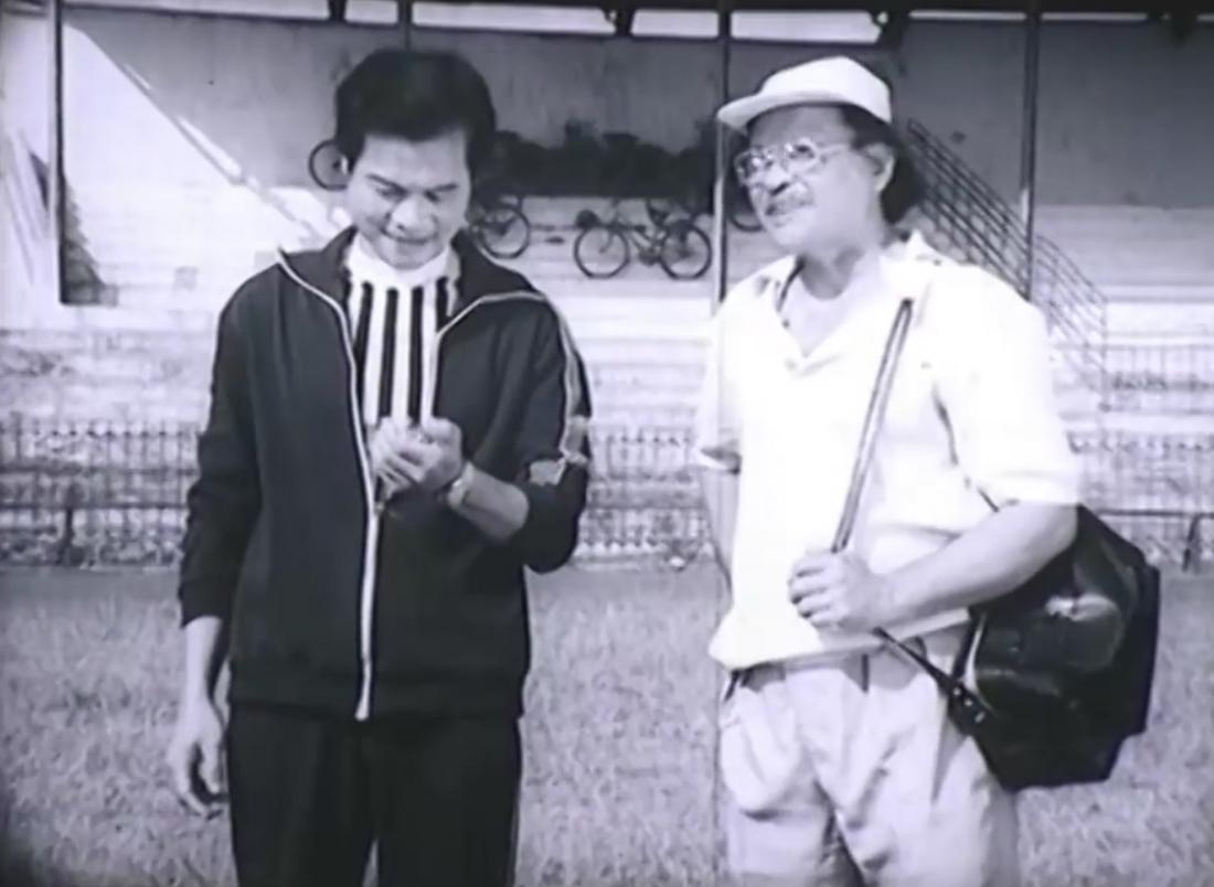 """Được sản xuất vào đầu thập nhiên những năm 1980, """"Phút 89"""" là bộ phim đầu tiên của điện ảnh Việt Nam về đề tài bóng đá – môn thể thao vua."""