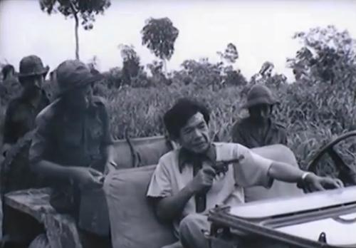 Sau ngày miền Nam giải phóng, Công tình nguyện ra làm việc tại nông trường Hồ Tiêu ngoài đảo.